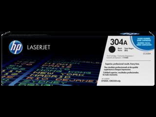 Originální toner HP CC530A (304A) černý