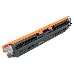 Kompatibilní toner s HP CE310A (126A) černý