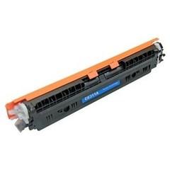 Kompatibilní toner s HP CE311A (126A) modrý