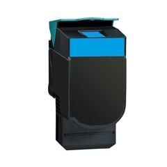 Kompatibilní toner s Lexmark C540H2CG modrý