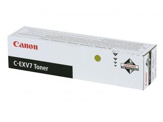 Originální toner Canon C-EXV7Bk (7814A002), černý