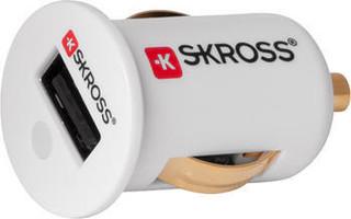 Skross USB nabíjecí autoadaptér SKROSS Midget USB, DC16