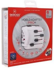Skross cestovní adaptér SKROSS PRO World, PA40