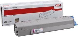 Originální toner OKI 44059166 purpurový