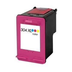 Kompatibilní inkoust s HP N9K07AE (HP304XL) barevný