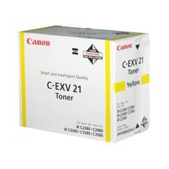 Originální toner Canon C-EXV21Y (0455B002), žlutý