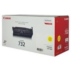 Originální toner Canon CRG-732Y (6260B002), žlutý
