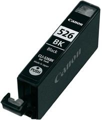 Originální inkoust Canon CLI-526BK černý (4540B001) BEZ KRABIČKY