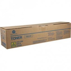 Originální toner Konica Minolta TN312Y, TN-312Y, 8938-706