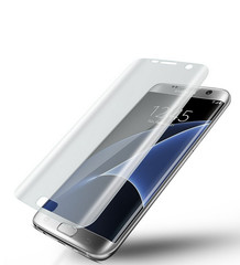 Plastová fólie na Samsung Galaxy S7 Edge