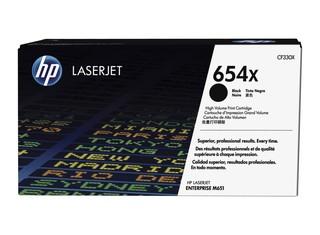 Originální toner HP CF330X (654X) černý