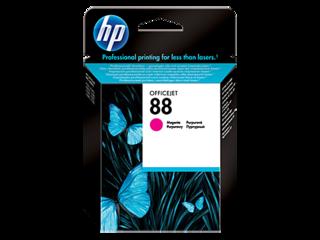 Originální inkoust HP C9387AE (HP88) purpurový - POŠKOZENÝ OBAL
