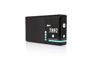 Kompatibilní inkoust s Epson T7892 azurový