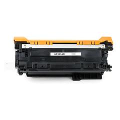 Kompatibilní toner s HP CF331A (654A) azurový