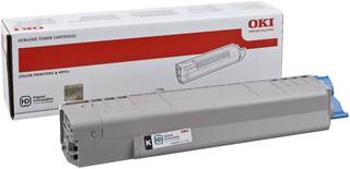 Originální toner OKI 44059168 černý