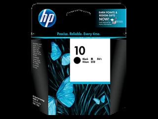 Originální inkoust HP 10 (C4844AE) černý