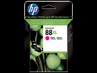 Originální inkoust HP C9392AE (HP88XL) purpurový - POŠKOZENÝ OBAL