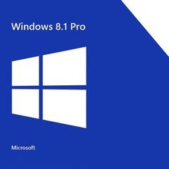 Microsoft Windows 8.1 Pro, 64-bit, CZ, FQC-06946