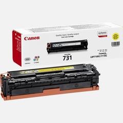 Originální toner Canon CRG-731Y (6269B002), žlutý