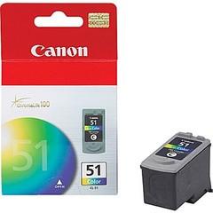 Originální inkoust Canon CL-51 (0618B001), barevný, 21 ml.