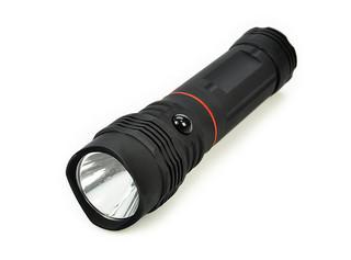 Solight LED svítilna vysouvací, 3W COB + 1W, černá, 3x AAA, WL103