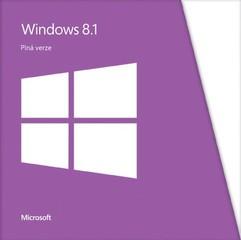 Microsoft Windows 8.1, 64-bit, CZ, WN7-00623