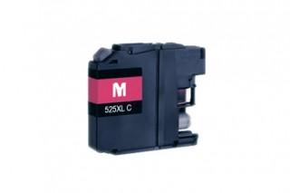 Kompatibilní inkoust s Brother LC-525XL magenta