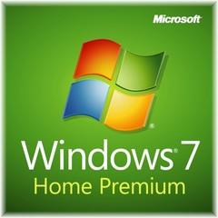 Microsoft Windows 7 Home Premium, 64-bit, CZ, GFC-02047
