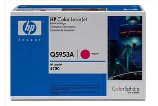 Originální toner HP Q5953A (643A) purpurový