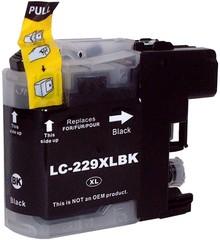 Kompatibilní inkoust s Brother LC-229XL černý