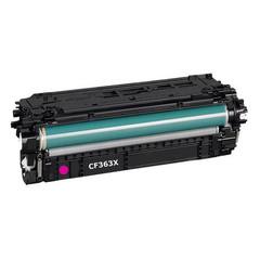 Kompatibilní toner s HP CF363X (508X) purpurový