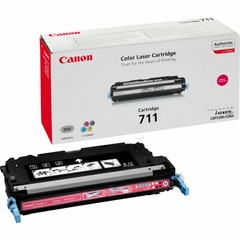 Originální toner Canon CRG-711M (1658B002), purpurový