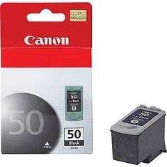 Originální inkoust Canon PG-50 černý (0616B001)