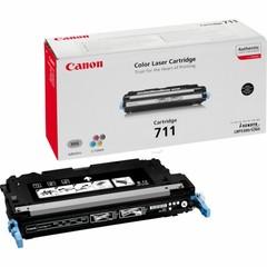 Originální toner Canon CRG-711Bk (1660B002), černý