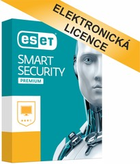 ESET Smart Security Premium 1 licence na 1 rok, ESSP001N1