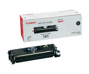 Originální toner Canon 701 černý (9287A003)