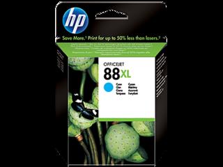 Originální inkoust HP C9391AE (HP88XL) azurový - POŠKOZENÝ OBAL