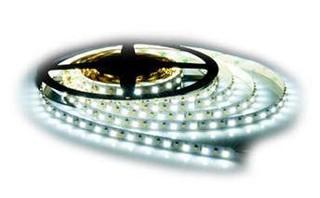 Solight LED světelný pás, 5m, SMD5050 60LED/ m, 14,4W/ m, IP65, studená bílá