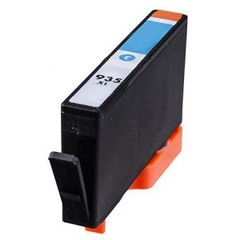 Kompatibilní inkoust s HP C2P24AE (HP935XL) azurový