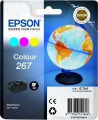 Originální inkoust EPSON 267, C13T26704010