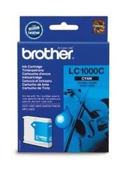 Originální inkoust Brother LC-1000C