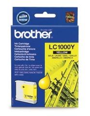 Originální inkoust Brother LC-1000Y