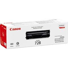 Originální toner Canon CRG-728Bk (3500B002), černý