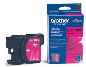 Originální inkoust Brother LC-1100M