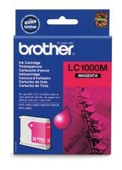 Originální inkoust Brother LC-1000M