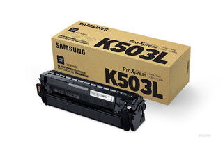 Originální toner Samsung CLT-K503L, (SU147A)