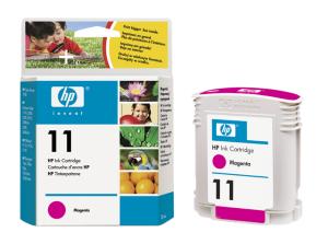 Originální inkoust HP 11 (C4837A)