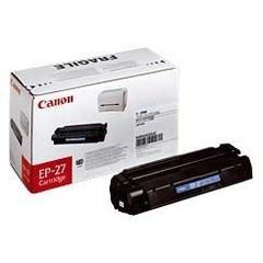 Originální toner Canon EP-27Bk (8489A002), černý