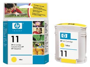 Originální inkoust HP 11 (C4838A)