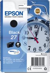 Originální inkoust Epson 27 BK, C13T27014012